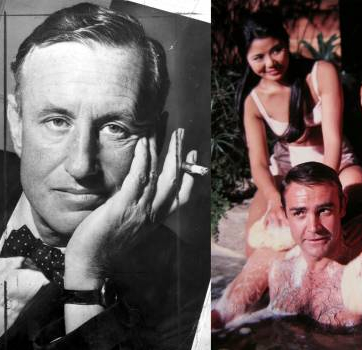 Damian Flanagan - Japan Times article on Ian Fleming and You Only Live Twice